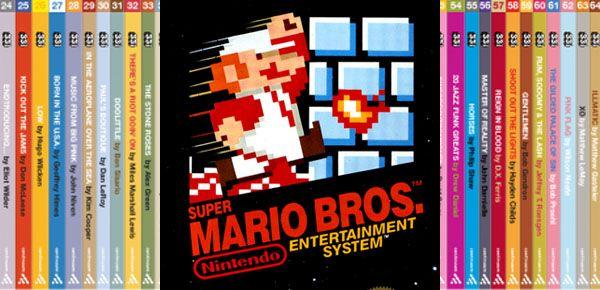 Super Mario Bros - un livre sera publié sur la partition de Koji Kondo