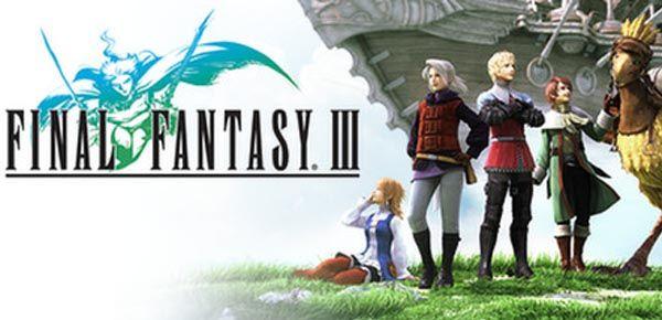 Final Fantasy III - la légende continue sur Steam