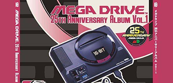 Album Mega Drive 25th Anniversary Vol.1