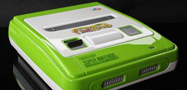Avant, j'étais moche - La Super Nintendo Yoshi Island sur Deviant Art