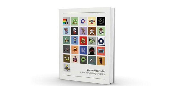 Le livre Commodore 64 a visual Commpendium est en pré-commande