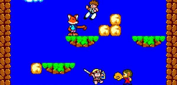 Sega Master System Brawl, la Mega Drive a enfin son Smash Bros !