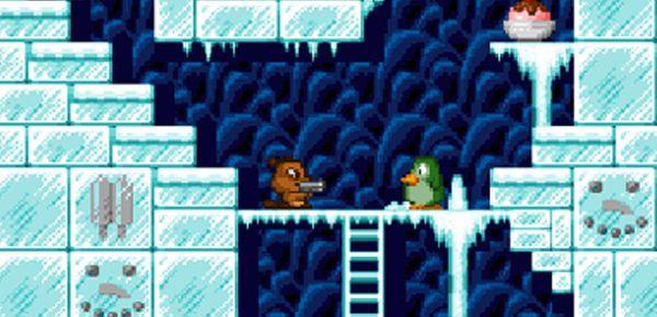 Rick Dangerous devient le castor de Justice Beaver sur Super Nintendo