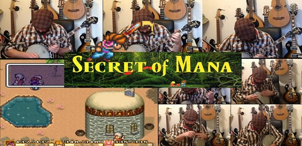 Making Of - Secret of Mana, The Litte Sprite