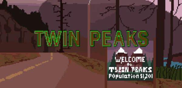 Twin Peaks - le générique 8-Bits et le jeu vidéo