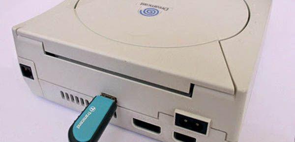 Si l'oeil de ta Dreamcast est cassé, Usb-GDRom va te sauver !