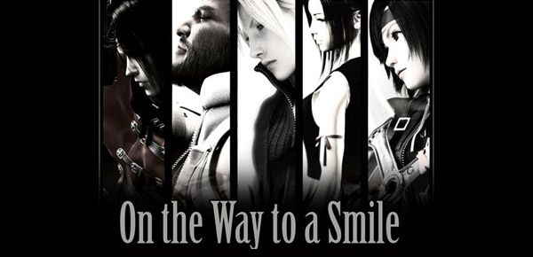 Gagnez le roman Final Fantasy VII - On the Way to a Smile