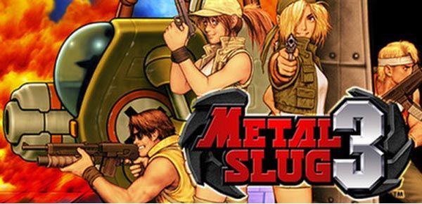 Metal Slug 3 arrive par surprise sur PS3, PS4 et PS Vita