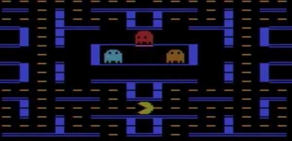 Le portage de référence de Pac Man pour la console Atari 2600 arrive un peu tard