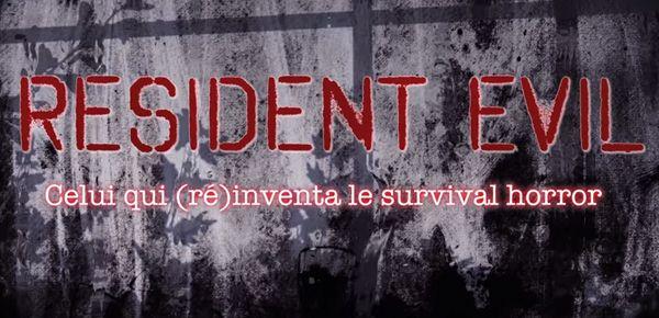 Tout ce que vous vouliez savoir sur Resident Evil sans jamais oser le demander
