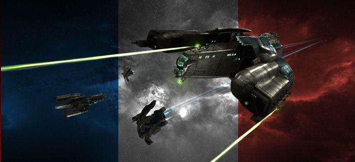 Eve Online largue les amarres en Français aujourd