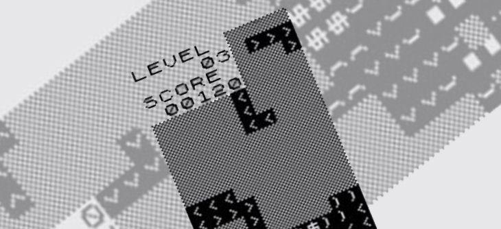 Unkatris - un clone de Tetris sur Sinclair ZX81