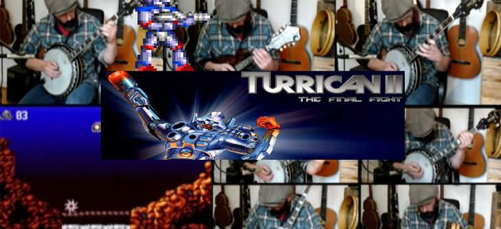 Making Of - Turrican 2 - Desert Rocks