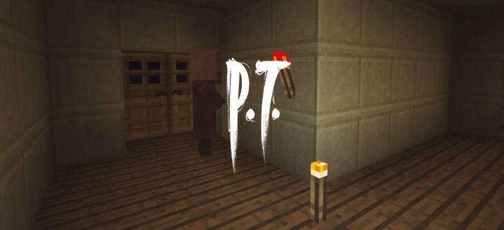 Silent Hill P.T made in Minecraft - aurez vous aussi peur ?