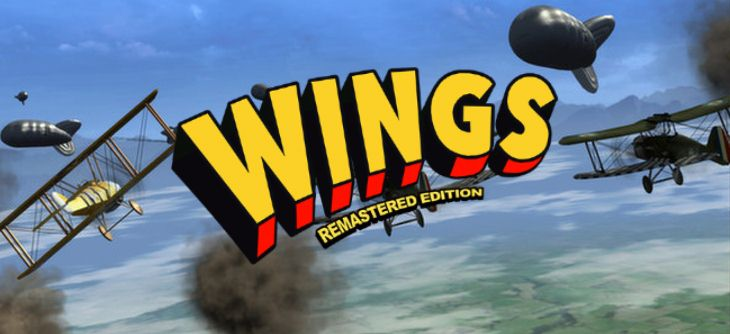 Wings Remastered Edition en approche le 17 Octobre sur Steam !