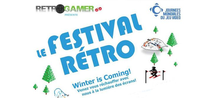 Les potos québécois de Retrogamer.ca fêtent aussi les JMJV 2014 !