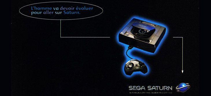À 22 ans, la Sega Saturn est enfin dépucelée