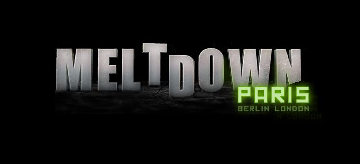 Le Meltdown sera à la Paris Games Week 2014