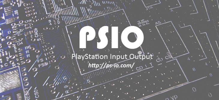 Avec PSIO, lancez des ISO de jeux Playstation directement depuis une carte SD