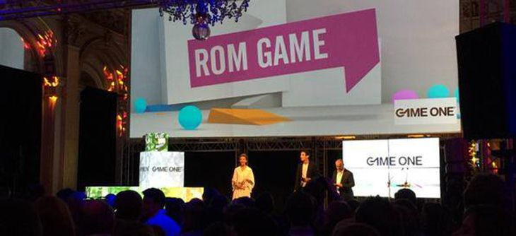 Rom Game primé aux Golden Blog Awards 2014 et vous n