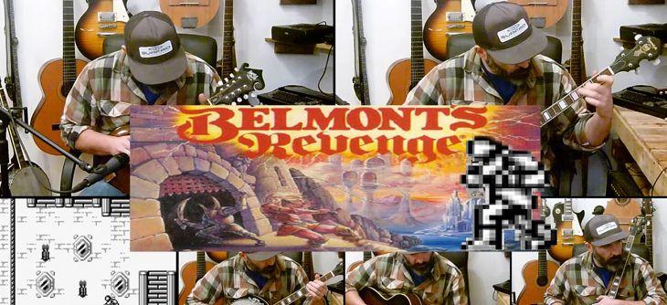 Reprise - Castlevania 2 - Belmont