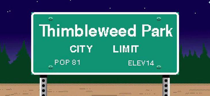 Thimbleweed Park, le nouveau projet des créateurs de Maniac Mansion et Monkey Island