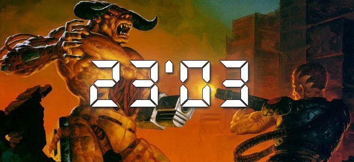 Pour 22 secondes, le nouveau record de speedrun a été établi sur Doom 2 !