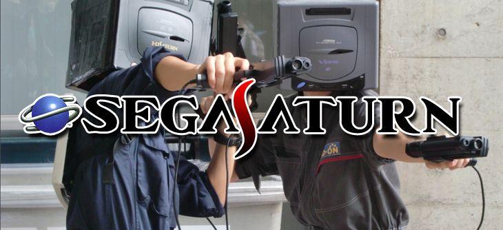Sega Saturn - 20 ans que c