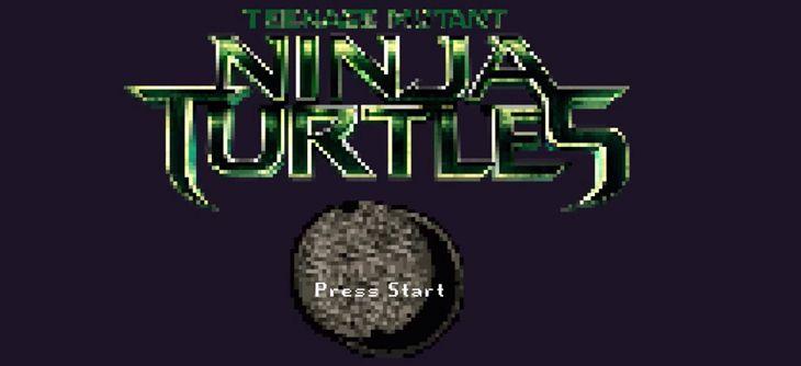 Teenage Mutant Ninja Turtles par 8 Bit Cinema