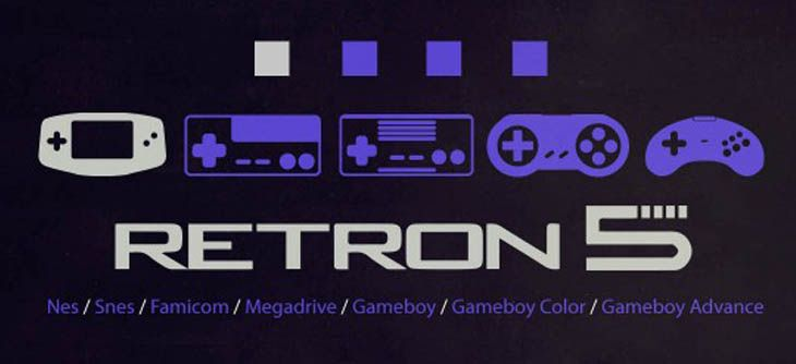 Super Retro Boy - Game Boy, Game Boy Color et Game Boy Advance dans la même portable