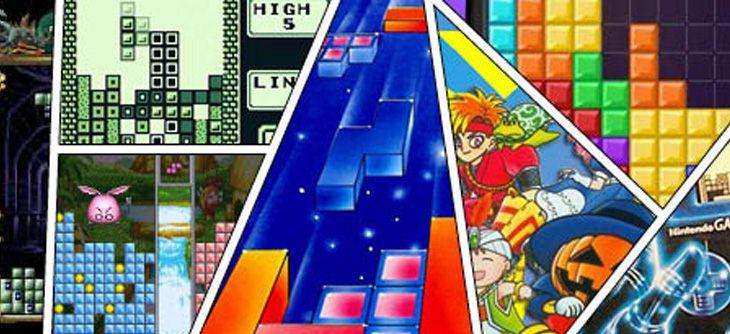 La Caz Retro empile les briques de Tetris