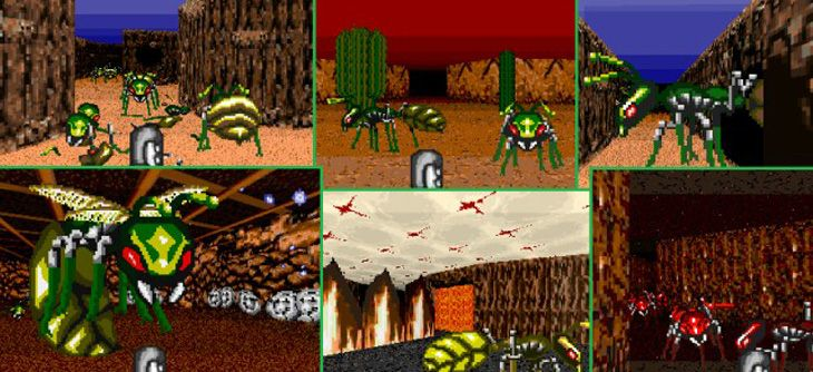 It Came From The Desert devient un FPS jouable sur Amiga