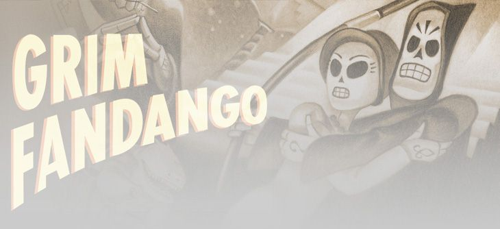 Grim Fandango Remastered en pré-commande sur Good Old Games