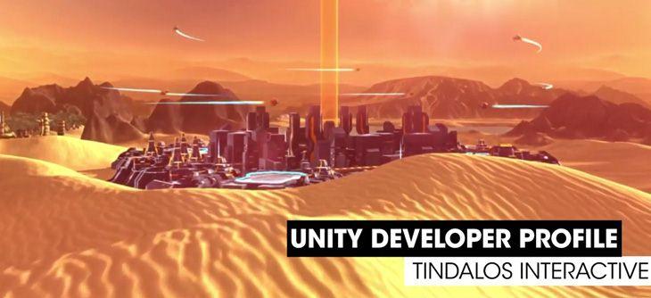 Unity présente un nouveau portrait de développeur : Tindalos Interactive, le studio français à l