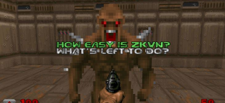 Un mod pour transformer Doom en Visual Novel !