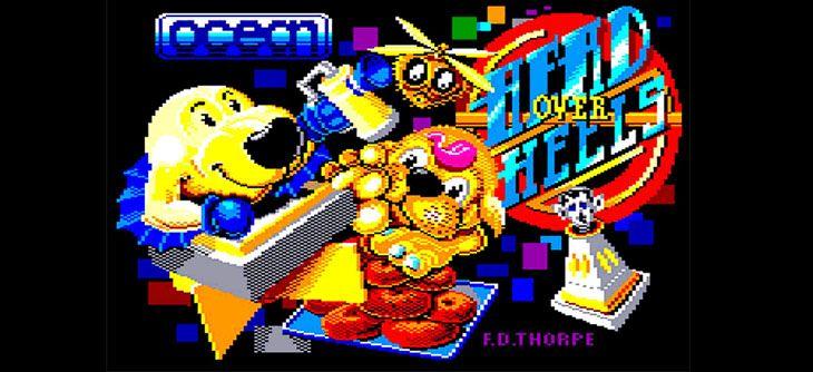 Head Over Heels est enfin sur les talons du MSX2 !