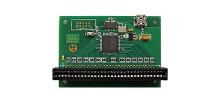 FlashKit Megadrive - un kit pour reprogrammer des cartouches Megadrive