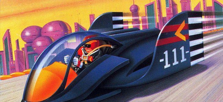 F-Zero, de la Super Nintendo à la Sega Megadrive