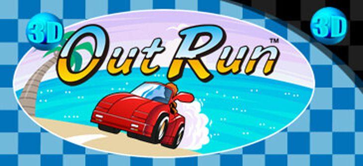 3D Out Run entre dans la course sur Nintendo 3DS