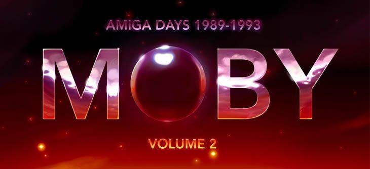 Amiga Days Volume 2 par Moby - le ténor de la demoscène chiptune Amiga