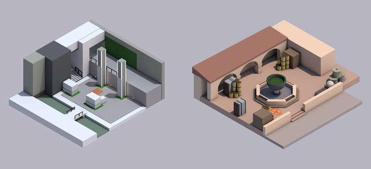 Wallpapers - Les maps iconiques de Counter Strike s