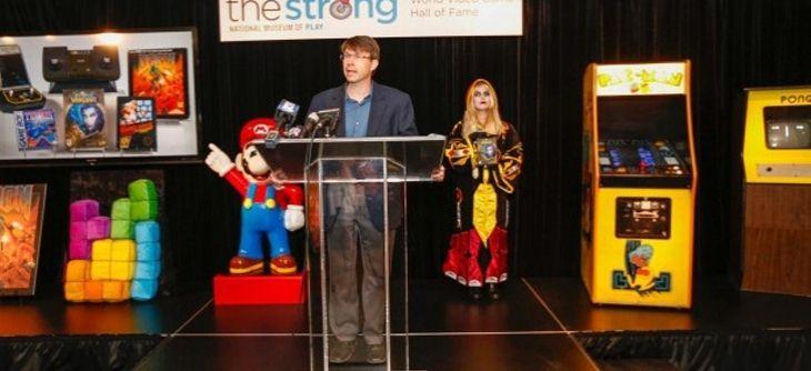 Super Mario, Pong et Pac-Man canonisés au musée