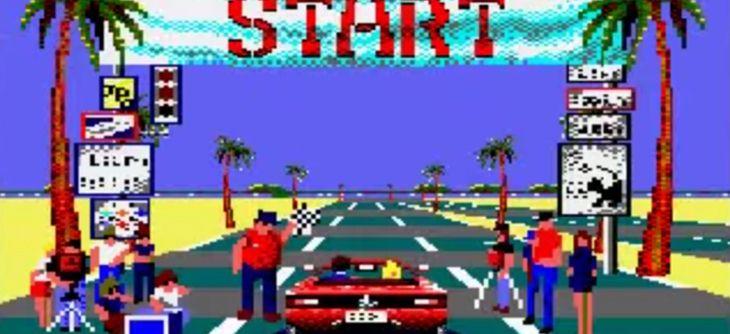 Out Run sur Amstrad CPC, réparer une injustice