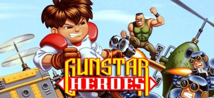 3D Gunstar Heroes arrive sur votre eShop Nintendo 3DS