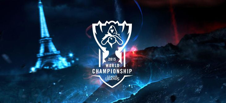 Paris accueille les Championnats du monde de League of Legends