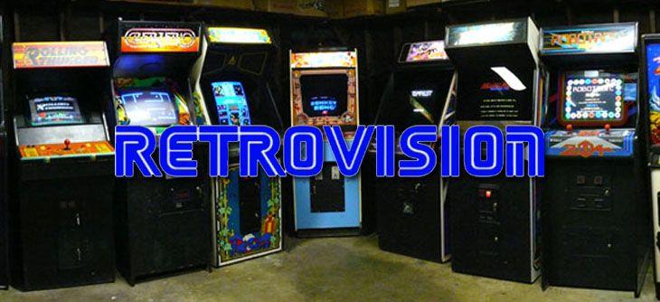 Rétrovision Spécial Arcade - Insert Coin
