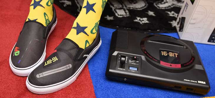 Sega trouve chaussure à son pied - pas ses consoles