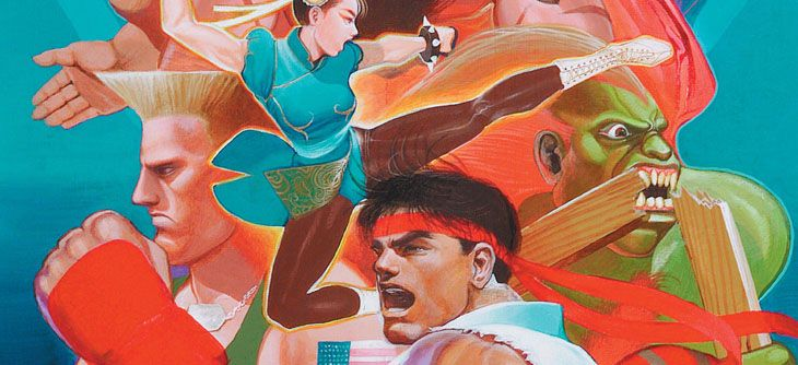 Street Fighter II - The Definitive Soundtrack est disponible !