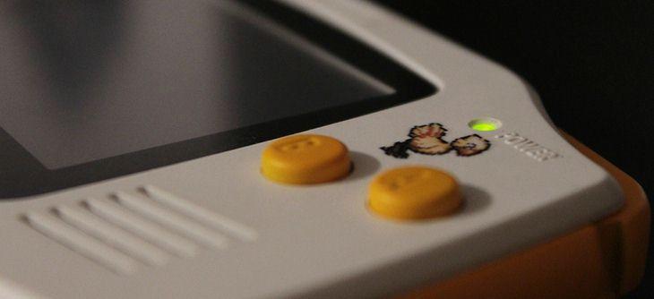La petite Game Boy Advance Chocobo - Final Fantasy de Vadu Amka