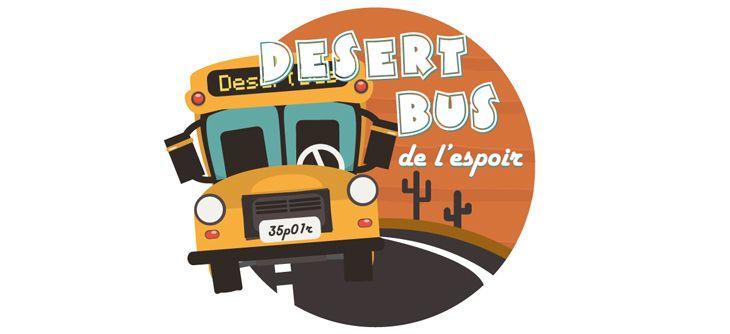 Le Desert Bus de l